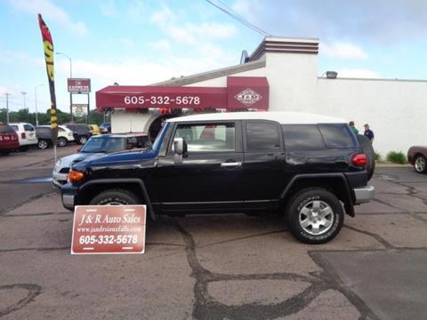 2007 Toyota FJ Cruiser for sale in Sioux Falls, SD