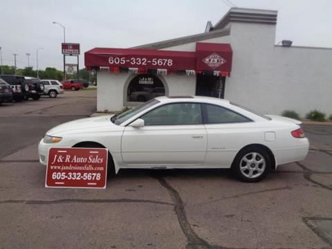 1999 Toyota Camry Solara for sale in Sioux Falls, SD