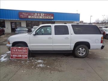 2002 Chevrolet Suburban for sale in Sioux Falls, SD