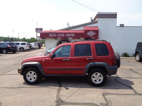 2006 Jeep Liberty for sale in Sioux Falls, SD