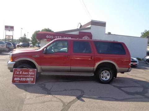 2000 Ford Excursion for sale in Sioux Falls, SD