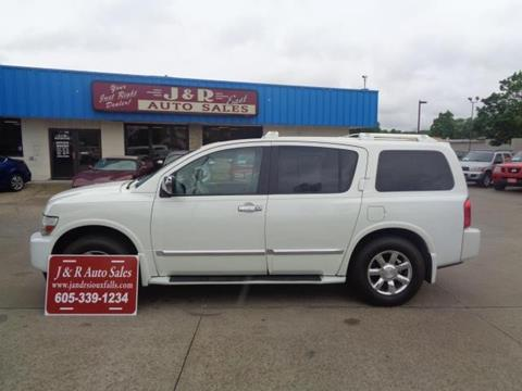 2007 Infiniti QX56 for sale in Sioux Falls, SD