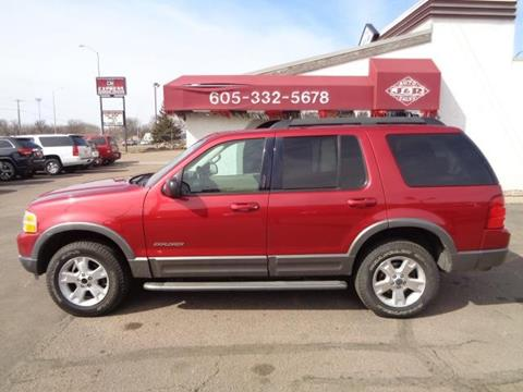 ford explorer for sale in sioux falls sd. Black Bedroom Furniture Sets. Home Design Ideas