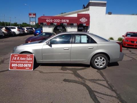 2007 Cadillac CTS for sale in Sioux Falls, SD
