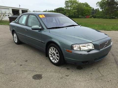 2001 volvo s80 for sale for Paramount motors taylor mi