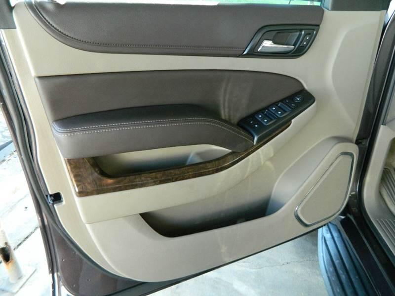 2015 Chevrolet Tahoe 4x2 LS 4dr SUV - Gonzales TX