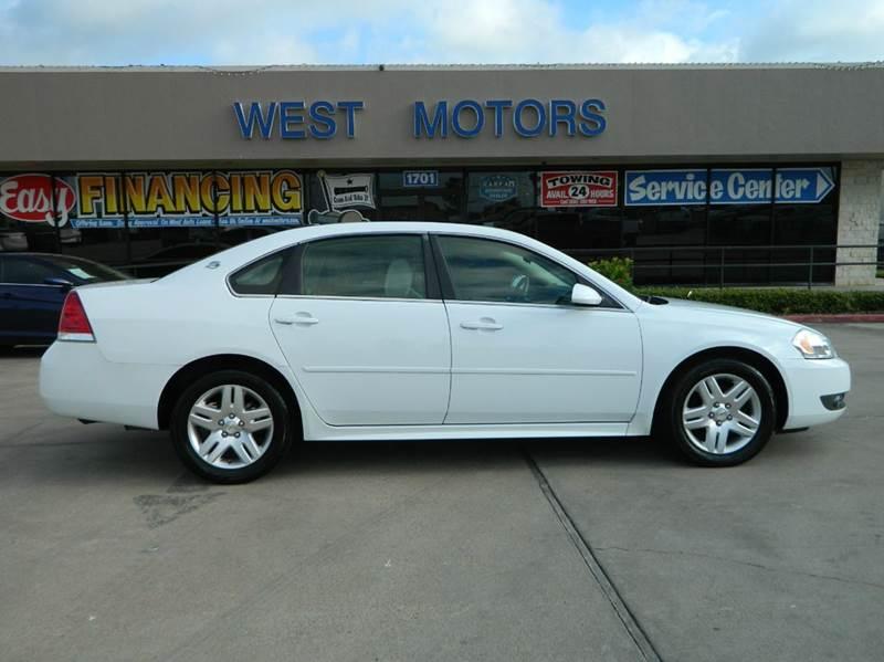 2011 Chevrolet Impala LT Fleet 4dr Sedan w/2FL In Gonzales ... | 800 x 599 jpeg 50kB