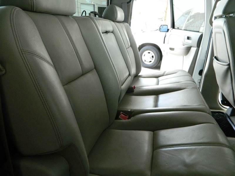 2008 Chevrolet Silverado 3500HD LT1 4WD 4dr Crew Cab LB SRW - Gonzales TX