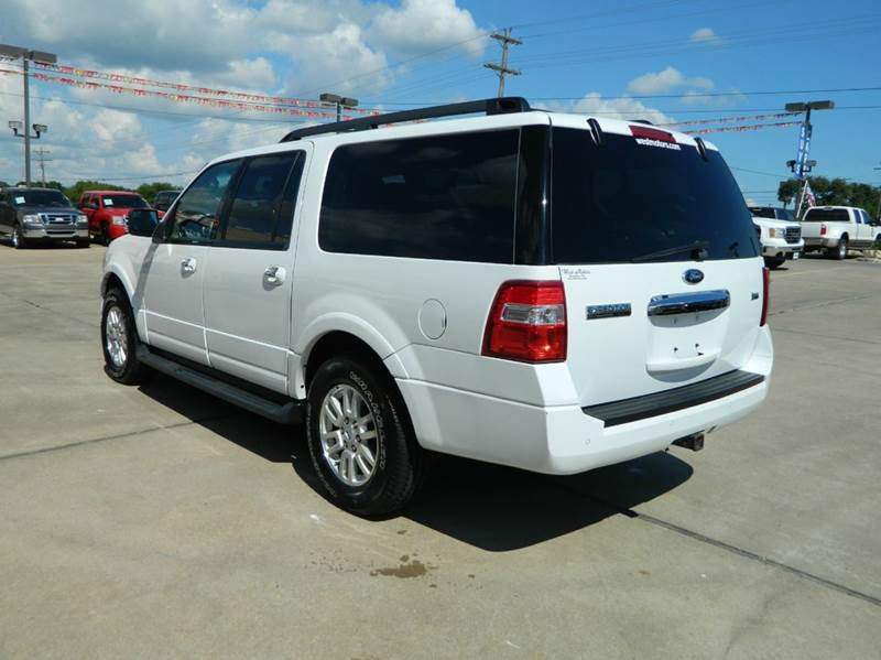 2013 Ford Expedition EL XLT 4x2 4dr SUV - Gonzales TX