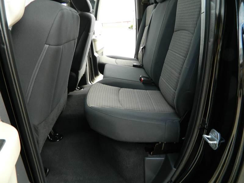 2012 RAM Ram Pickup 1500 SLT 4x2 4dr Quad Cab 6.3 ft. SB Pickup - Gonzales TX