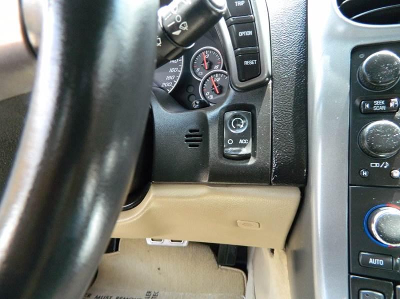 2006 Chevrolet Corvette 2dr Convertible - Gonzales TX