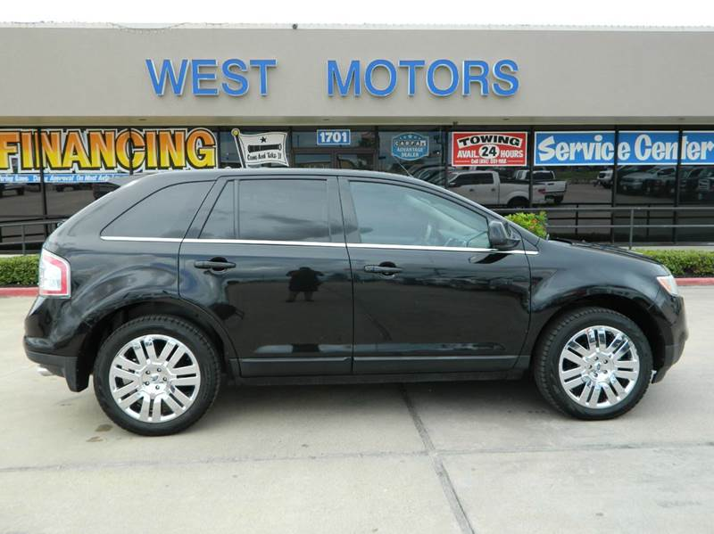 2010 Ford Edge Limited 4dr Suv In Gonzales Tx West Motors