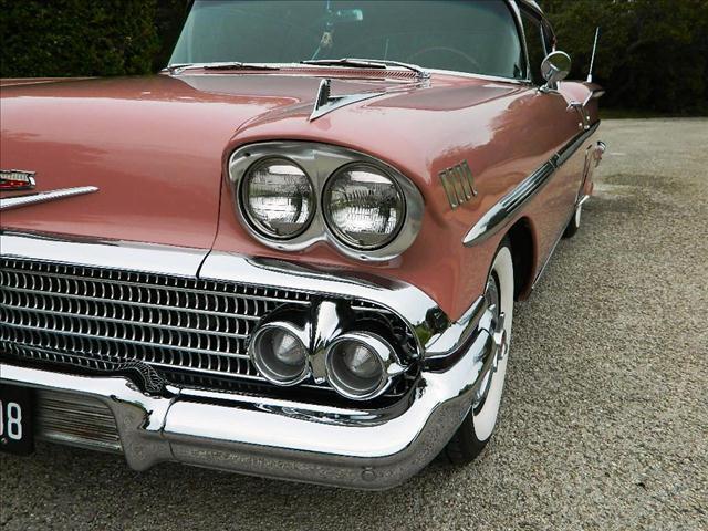 1958 Chevrolet Impala 2dr Hardtop - Gonzales TX