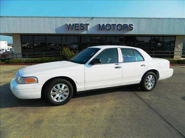 2006 Ford Crown Victoria Lx In Gonzales Belmont Cost West