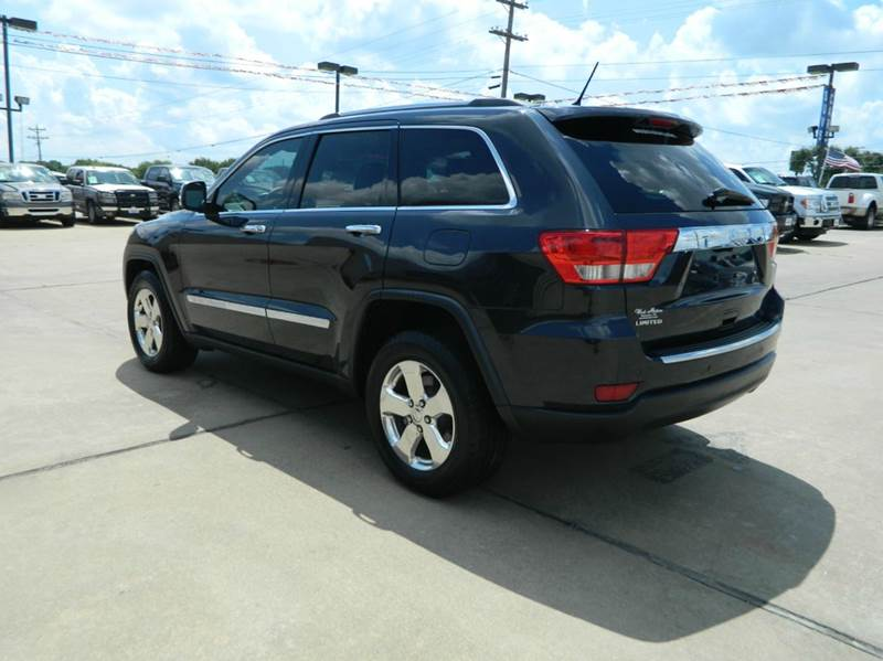 2013 Jeep Grand Cherokee 4x2 Limited 4dr SUV - Gonzales TX