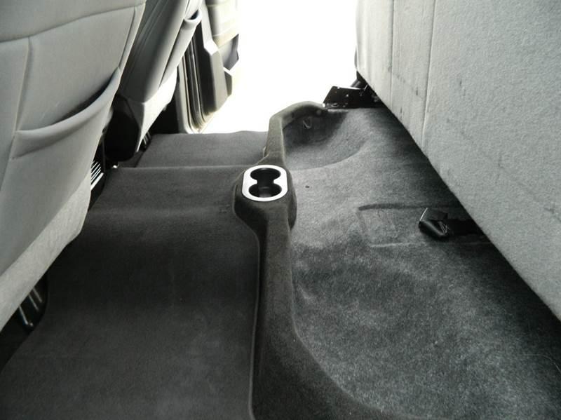 2013 RAM Ram Pickup 3500 4x4 Tradesman 4dr Crew Cab 8 ft. LB Pickup - Gonzales TX
