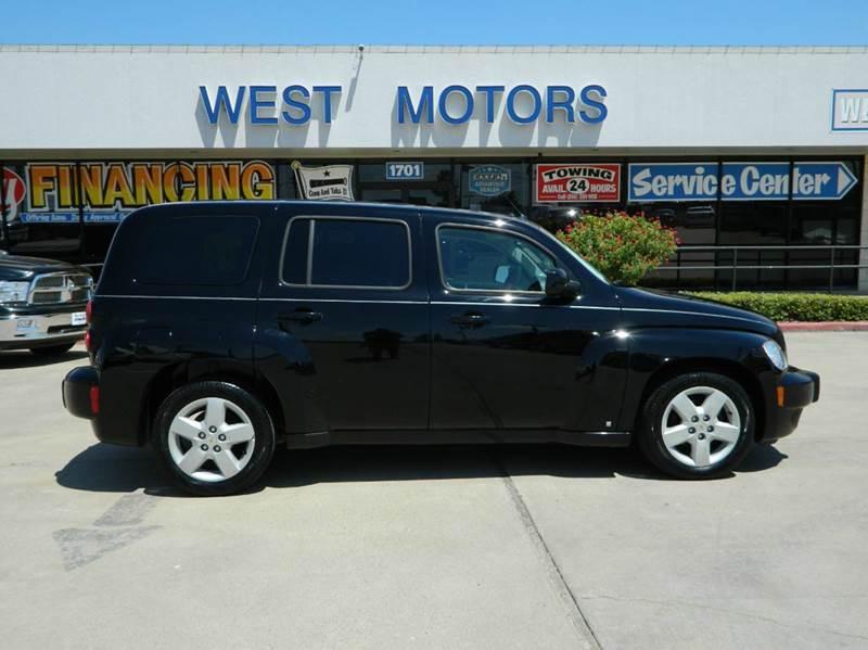 2009 Chevrolet Hhr Lt 4dr Wagon W 1lt In Gonzales Tx