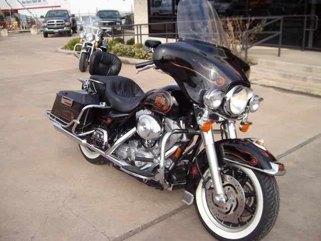 2001 Harley-Davidson Electra Glide  - Gonzales TX