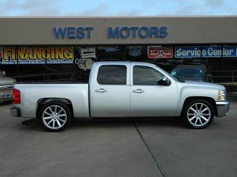 2012 Chevrolet Silverado 1500 ...