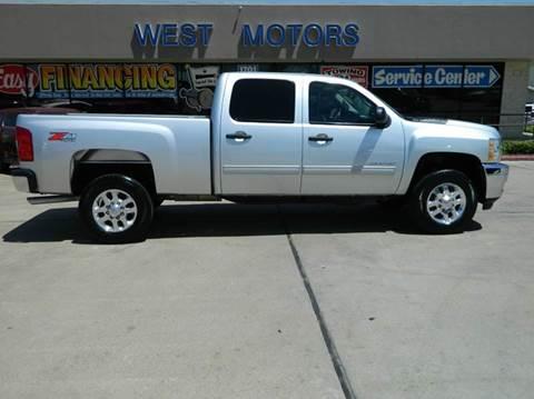 2014 Chevrolet Silverado 2500HD for sale in Gonzales, TX