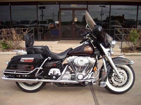 2001 Harley-Davidson Electra Glide for sale in Gonzales, TX