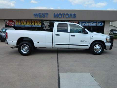 2006 Dodge Ram Pickup 3500 for sale in Gonzales, TX