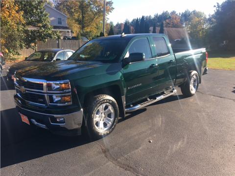 2015 Chevrolet Silverado 1500 for sale in Fremont, NH