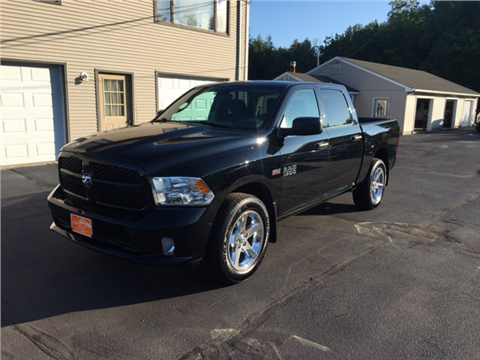 2014 RAM 1500 Express for sale in Fremont, NH