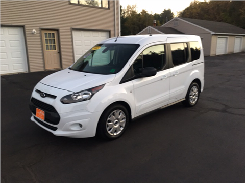 2015 Ford Transit Connect Wagon for sale in Fremont, NH