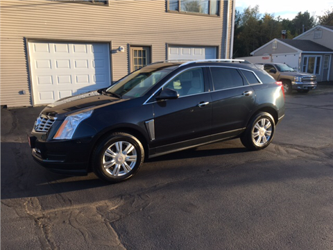 2015 Cadillac SRX for sale in Fremont, NH