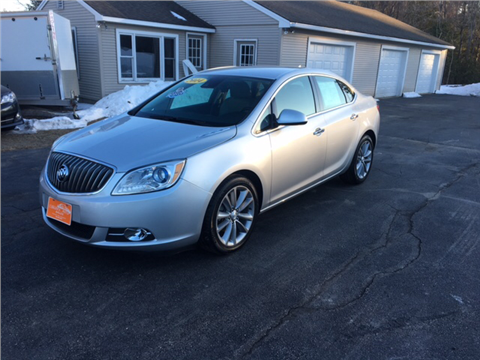 2014 Buick Verano for sale in Fremont, NH
