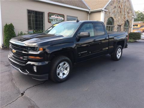 2016 Chevrolet Silverado 1500 for sale in Fremont, NH
