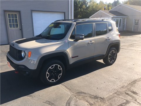 2016 Jeep Renegade for sale in Fremont, NH