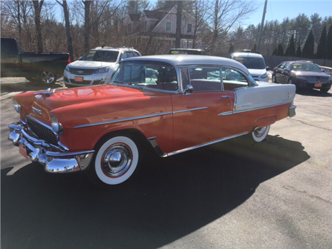 Wheels And Deals Santa Clara >> 1955 Chevrolet Bel Air For Sale - Carsforsale.com®