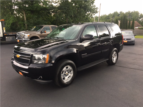 2014 Chevrolet Tahoe for sale in Fremont, NH