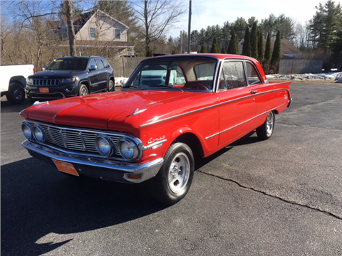1963 Mercury Comet for sale in Fremont, NH