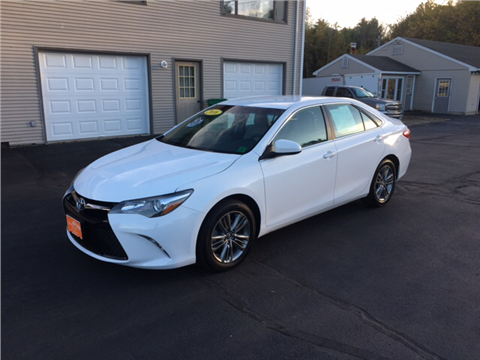2016 Toyota Camry for sale in Fremont, NH