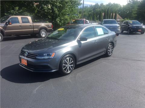 2016 Volkswagen Jetta for sale in Fremont, NH