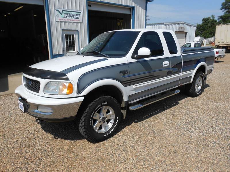 1998 ford f 150 3dr xlt 4wd extended cab lb in parker sd. Black Bedroom Furniture Sets. Home Design Ideas