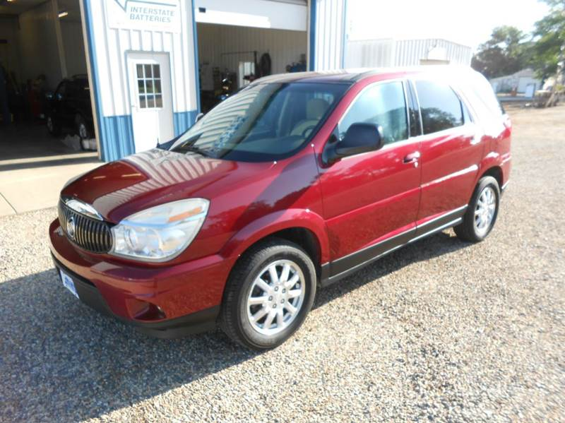 2006 Buick Rendezvous Awd Cx 4dr Suv In Parker Sd Benney