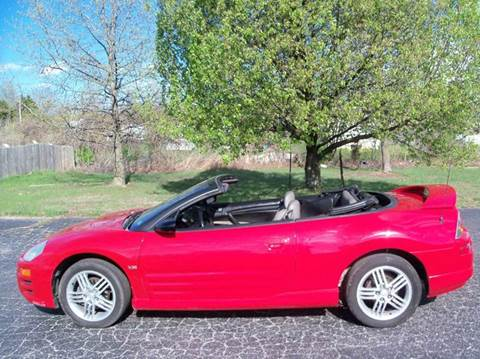 2003 Mitsubishi Eclipse Spyder for sale in Rogersville, MO