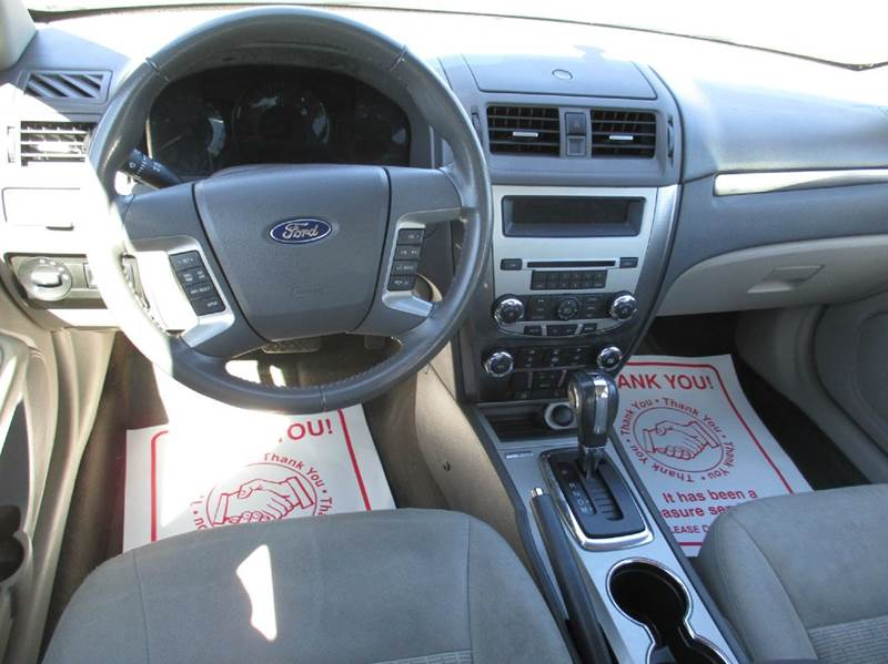 2011 Ford Fusion AWD SEL 4dr Sedan - Garner NC