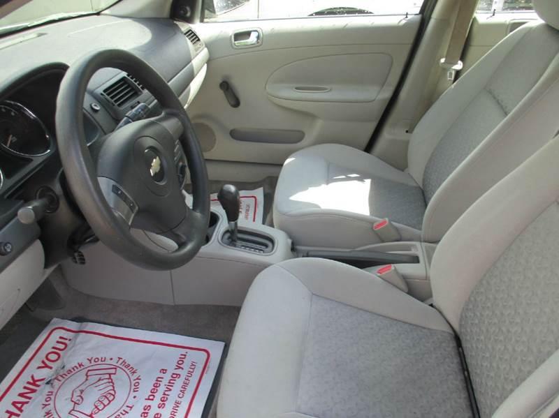 2008 Chevrolet Cobalt LS 4dr Sedan - Garner NC
