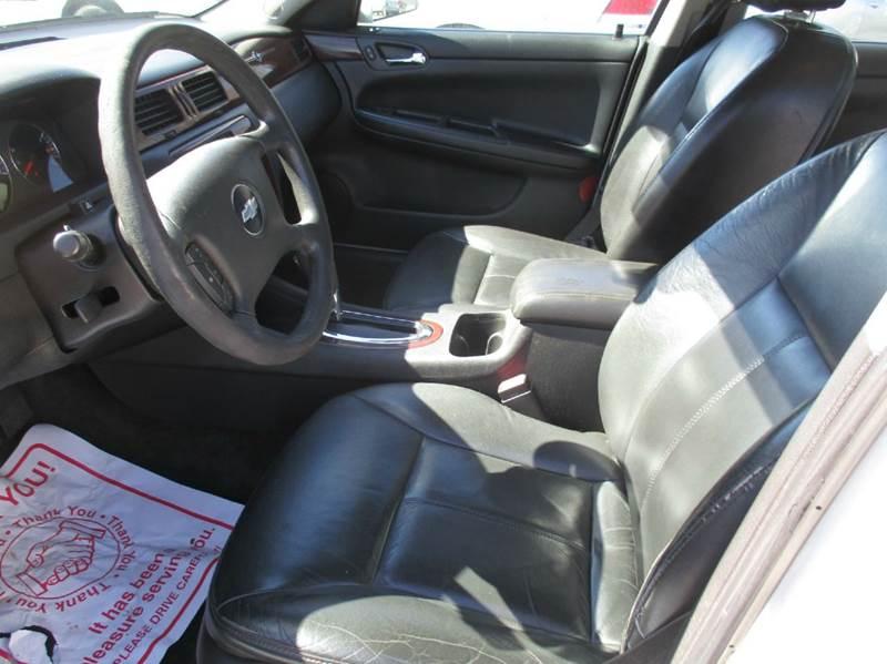 2009 Chevrolet Impala LT 4dr Sedan - Garner NC