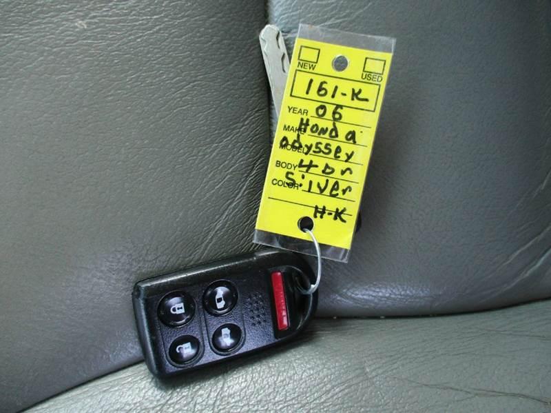 2006 Honda Odyssey EX-L 4dr Mini-Van w/DVD - Garner NC