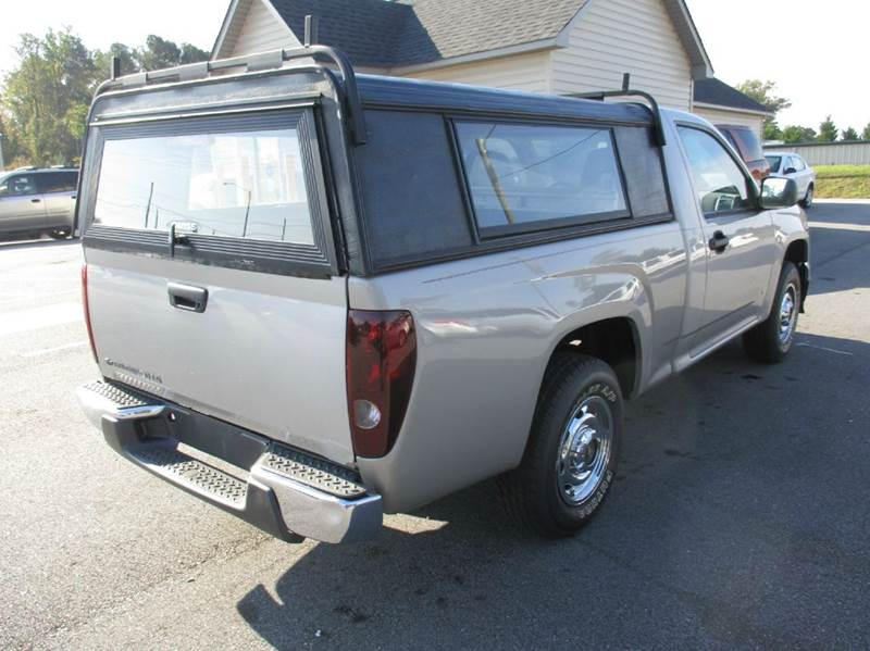 2007 Chevrolet Colorado LS 2dr Regular Cab SB - Garner NC