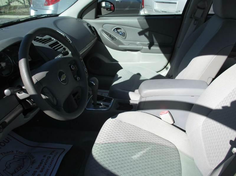 2006 Chevrolet Malibu LS Fleet 4dr Sedan - Garner NC