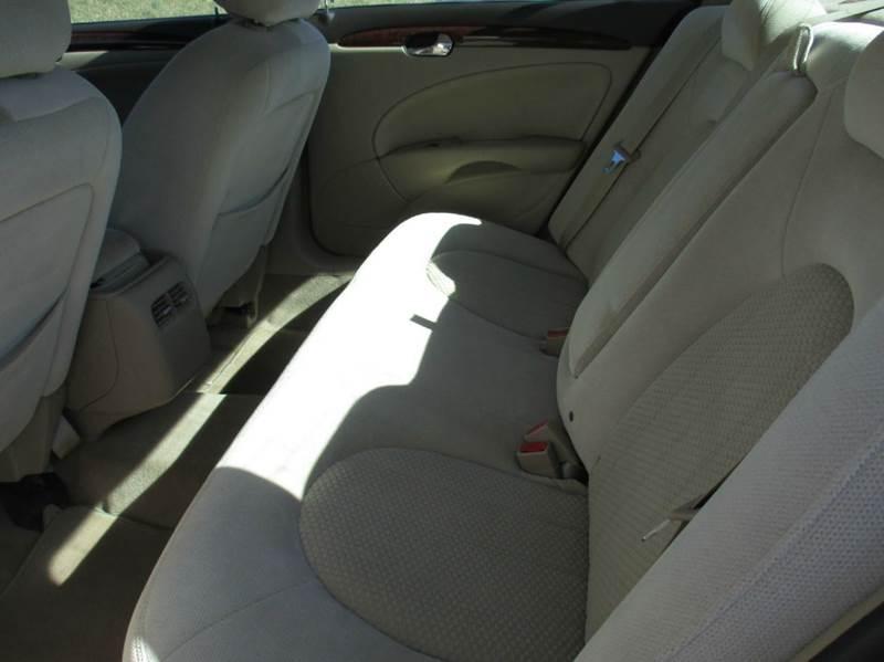2009 Buick Lucerne CX 4dr Sedan w/1CX - Garner NC