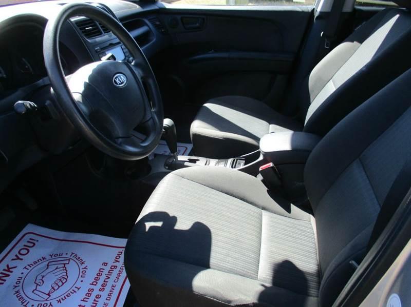 2009 Kia Sportage LX 4dr SUV 4A - Garner NC