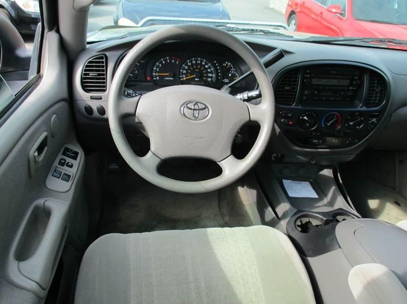 2003 Toyota Tundra 4dr Access Cab SR5 4WD SB V8 - Garner NC